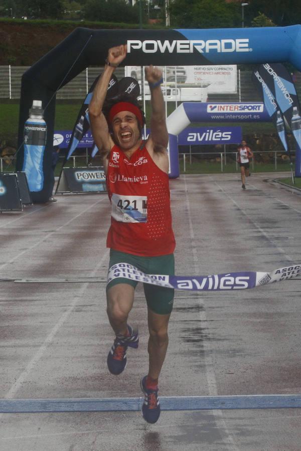 Media maratón en Avilés