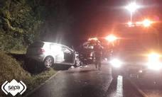 Muere la mujer herida grave en el accidente de Villaviciosa