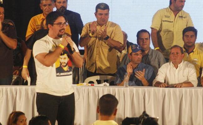 La embajada de Chile en Venezuela recibe al opositor Guevara ante la petición de protección