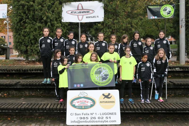 Nace el Atletismo Ciudad de Lugones
