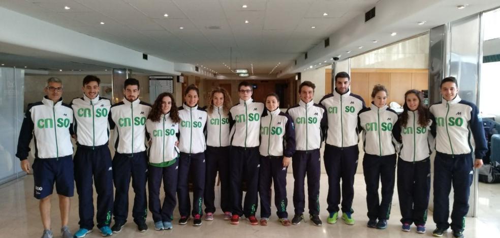 El Santa Olaya brilla en el Open Comunidad de Madrid