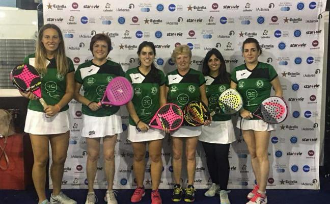 El equipo femenino supera la ronda copera