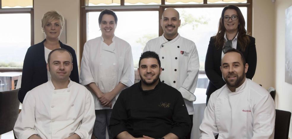 Julia, el nuevo proyecto del cocinero Ricardo Sotres