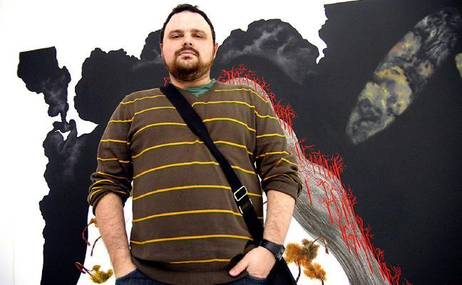 Jesús Zurita muestra 'Saber desnortado' en la galería Gema Llamazares