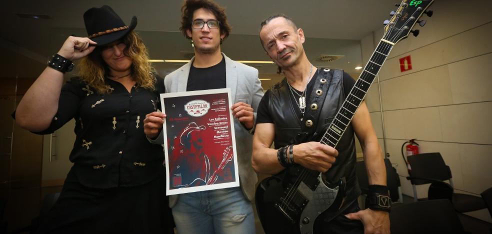 Castrillón tendrá su propio concurso-festival de rock