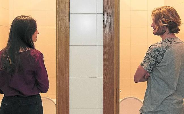 La Universidad de Oviedo dispone de baños unisex para estudiantes transgénero