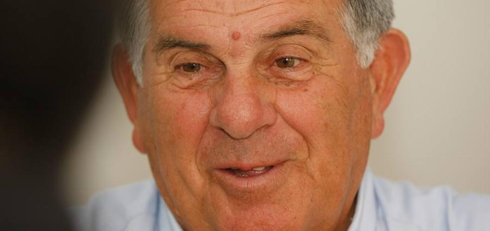 José Antonio Suárez, 'Pepete', premio especial de la Gala del Deporte de Avilés