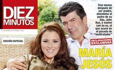 ¡Bombazo! María Jesús Ruiz vuelve con Gil Silgado