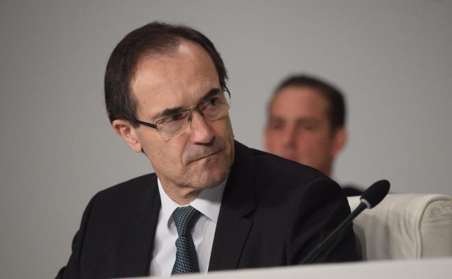 El Santander ve a Caixabank y Bankia como potenciales compradores de Liberbank