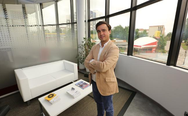 Alejandro Díaz, del Grupo Baldajos, optará a presidir la patronal asturiana
