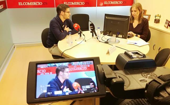 Norman Suárez: «Un emprendedor nunca debe dejar de formarse»