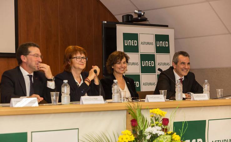Queda inaugurado el curso en la UNED