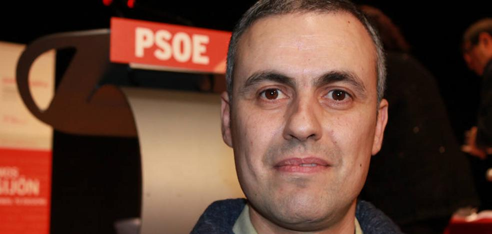 Iván Fernández Ardura, candidato de los afines a Barbón a secretario general del PSOE gijonés