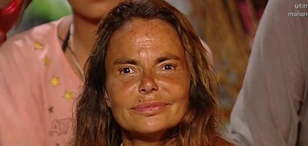 Las primeras palabras de Leticia Sabater tras operarse su «ojo rebelde»