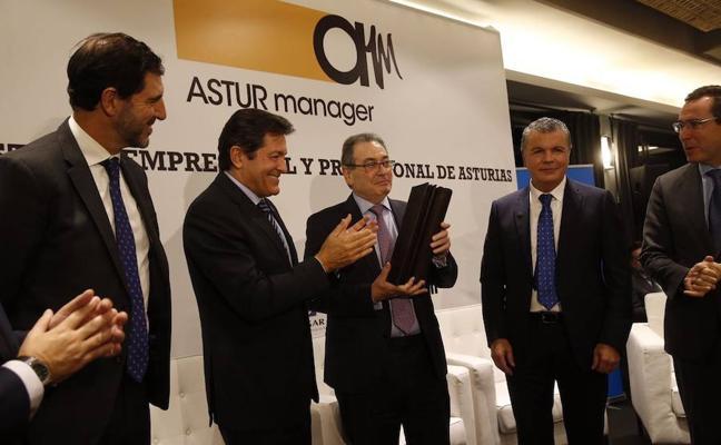 El presidente de TSK confía en seguir ganando mercados en el exterior