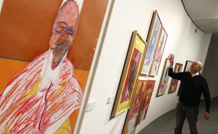 Exposición 'Francis Bacon. La cuestión del dibujo'