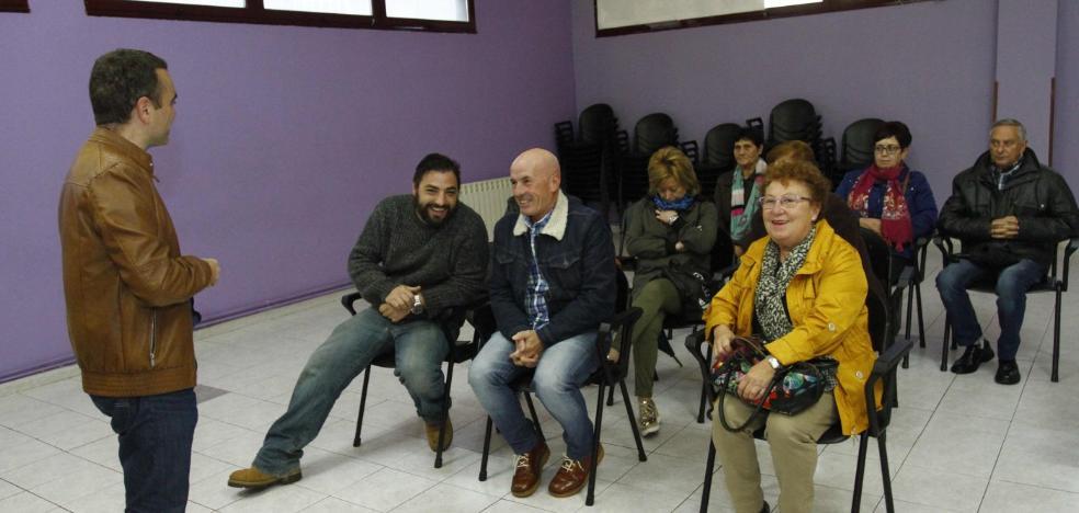 Trasona contará con un aparcamiento de 32 plazas en la zona de El Pedrero