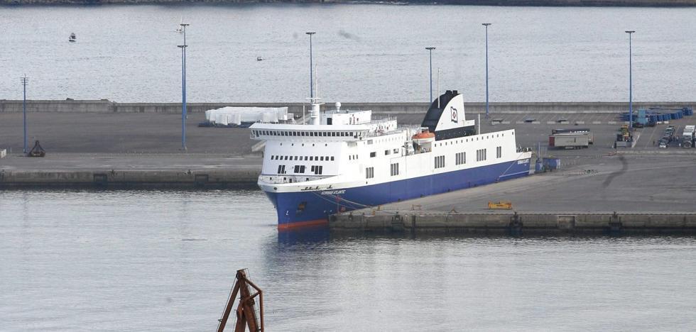Puertos del Estado destaca la «actitud positiva» de Balearia para reabrir la autopista del mar