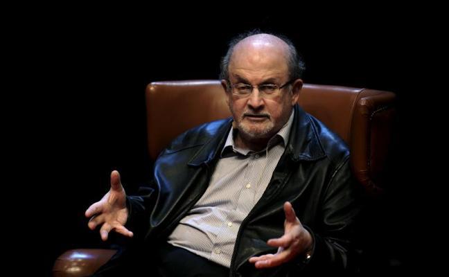 Salman Rushdie entona su réquiem por el sueño americano