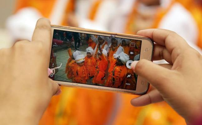 Los cinco mejores móviles de 2017 para sacar fotos
