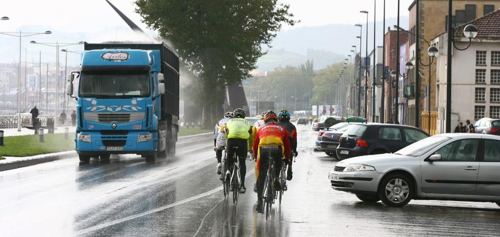 El Puerto redacta un proyecto para continuar el carril bici desde Larrañaga a San Juan