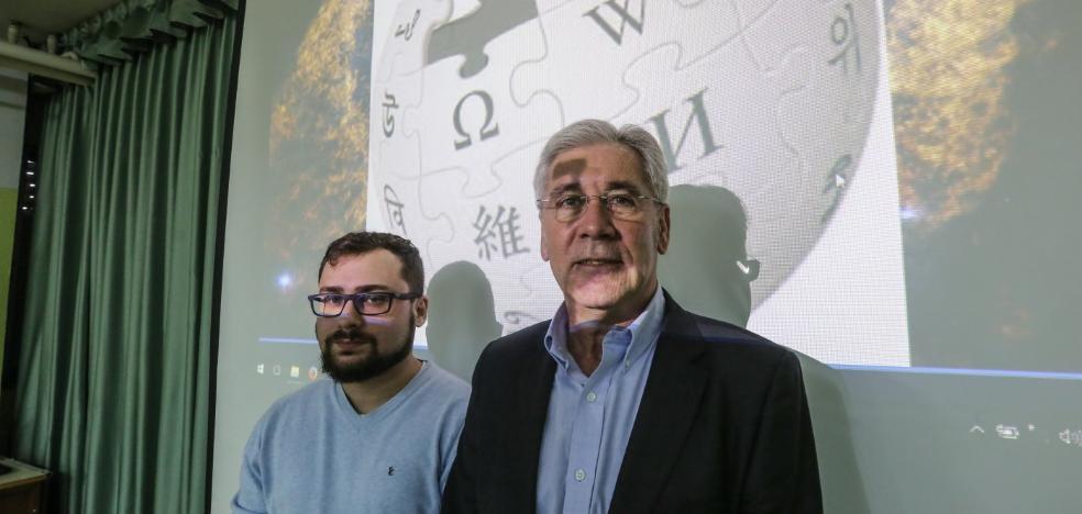 «En Wikipedia buscamos el punto de vista neutral en los artículos»