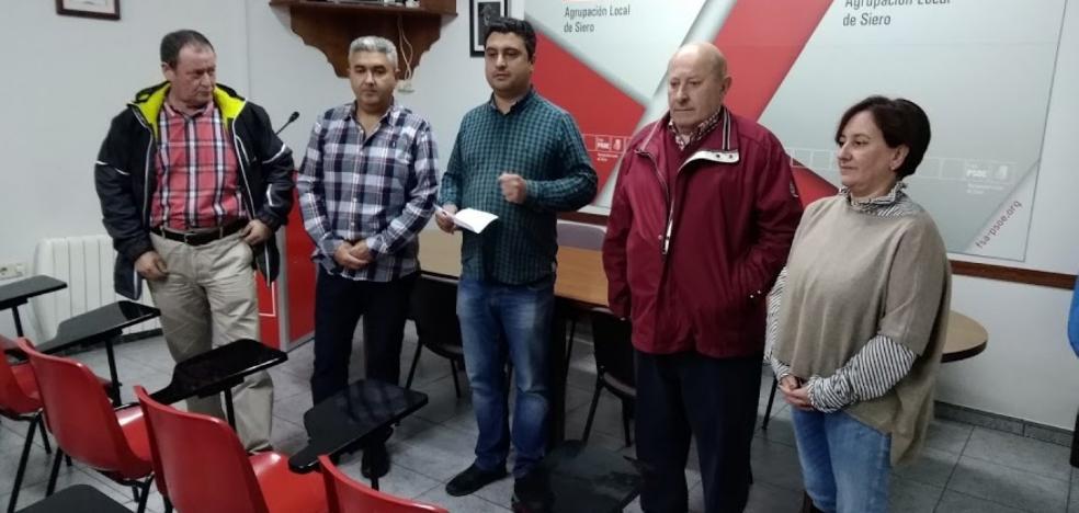 José Luis Fernández Roces será el presidente de honor del PSOE de Siero