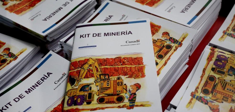10.000 ejemplares de una guía de la minería sostenible