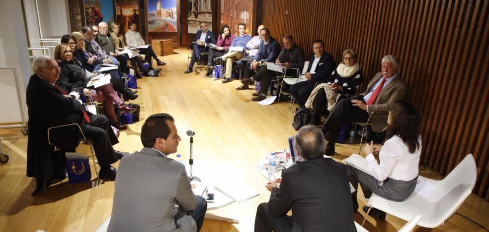 La Ruta de la Plata acuerda en Moreda un plan de promoción
