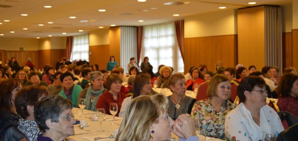 Casi doscientas mujeres en el encuentro anual del medio rural en Cangas