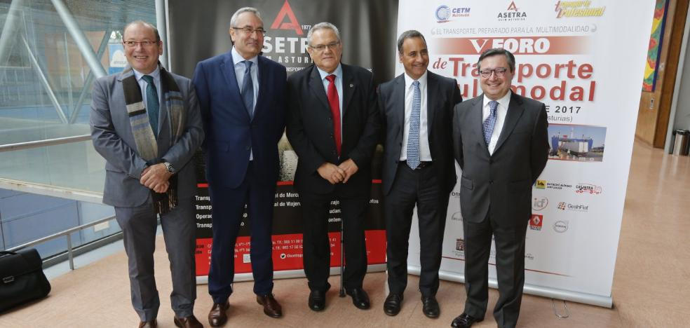 Empresas asturianas están interesadas en adquirir terrenos en la ZALIA