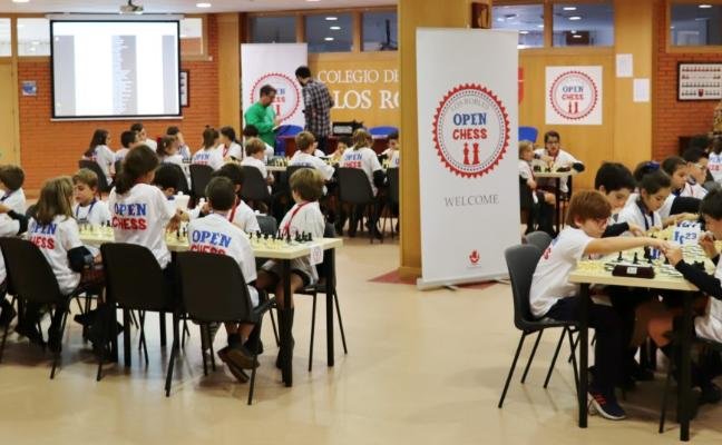 II torneo Los Robles Open Chess en Llanera