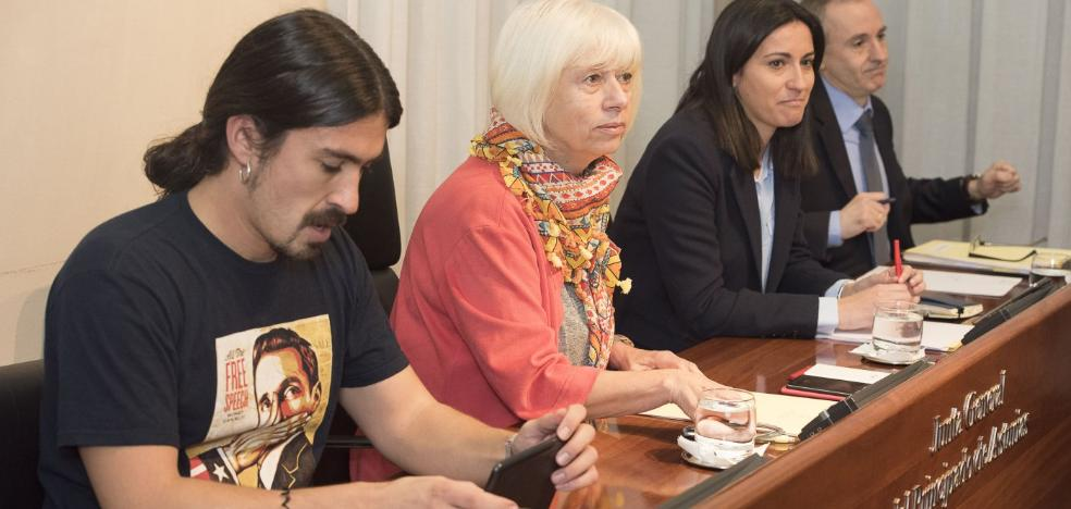 La izquierda busca un acuerdo con Foro hacia la oficialidad del asturiano que no fije los plazos