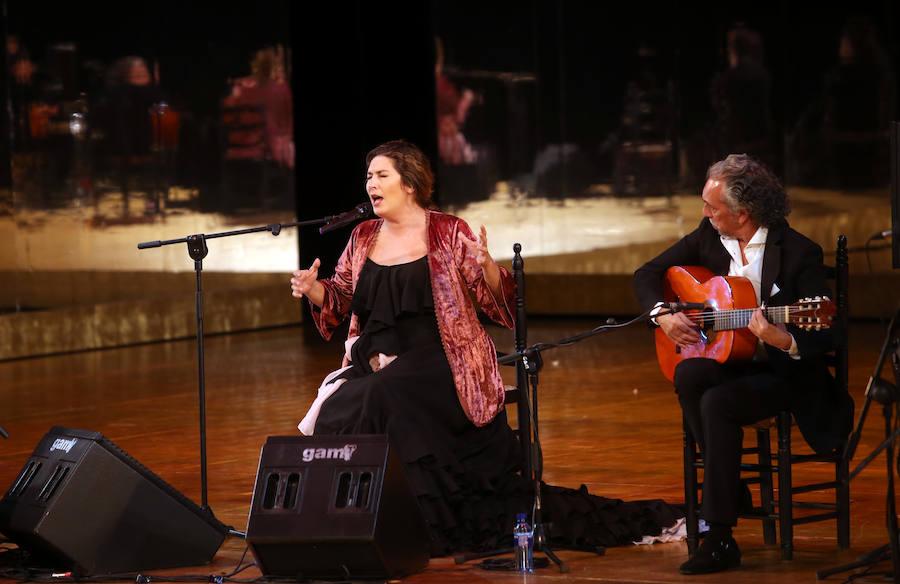 Estrella Morente despliega su arte en el Campoamor