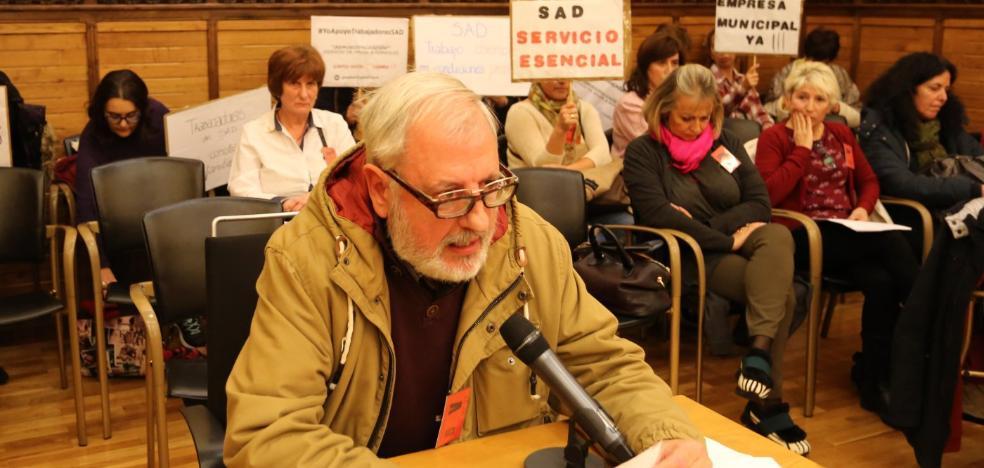 El rechazo a la municipalización se basa en razones legales, laborales y de coste