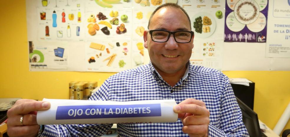 «Directamente no mata, pero acorta la vida», advierte el jefe de Endocrinología del HUCA