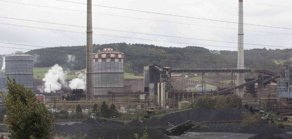 Arcelor prepara un plan B ante el retraso de las baterías de cok de Gijón