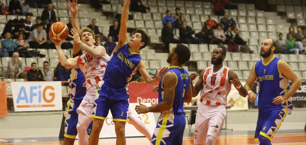 El Gijón Basket suma su quinta victoria y se coloca segundo