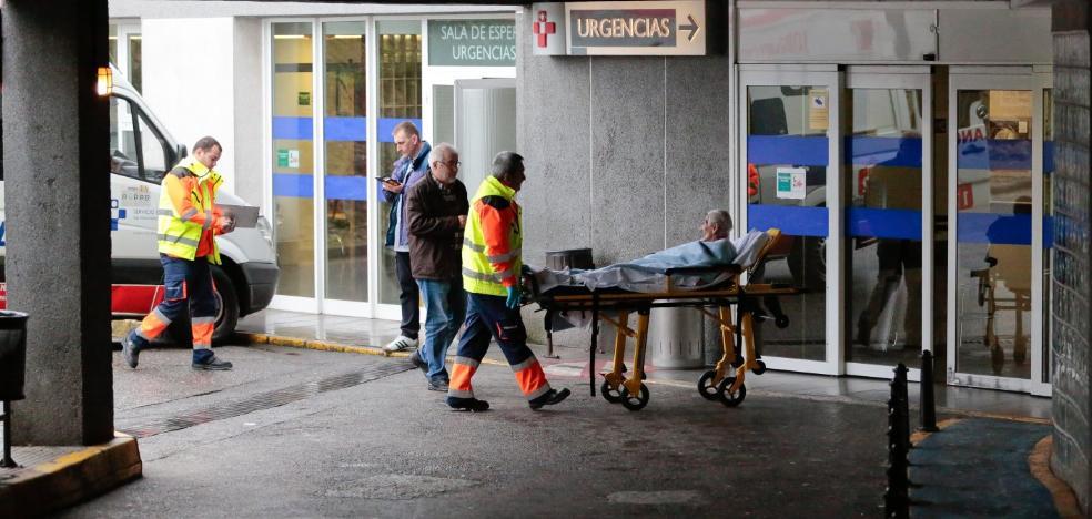 Los profesionales del Hospital de Cabueñes, ilusionados con un edificio «impactante» y «espectacular»