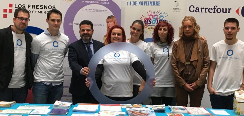 «Los niños se sorprenden del azúcar de algunos alimentos», destaca Covadonga García