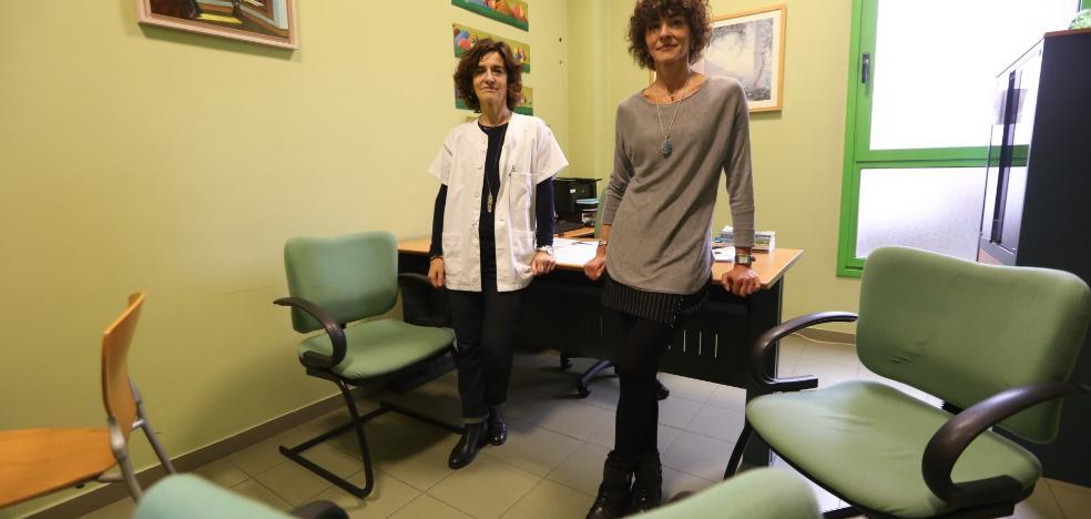 Uno de cada diez pacientes del San Agustín necesita atención de las trabajadoras sociales
