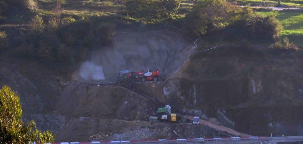 El Estado destina 823.000 euros para el arreglo de la ladera que argayó en El Peral