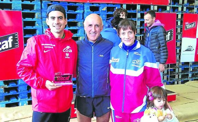 Paula González se gana la convocatoria para el Europeo de cross en Atapuerca