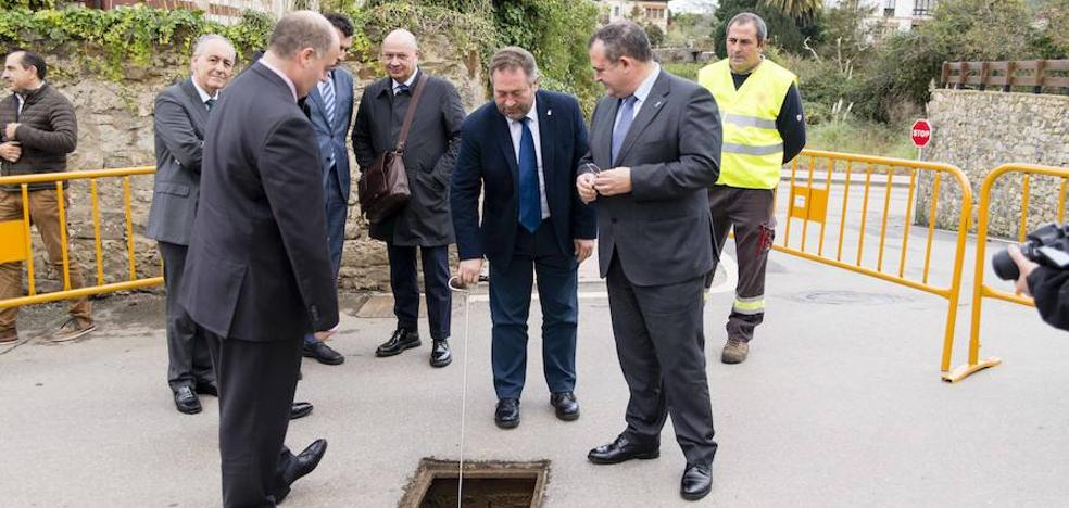 Naturgas inaugura una planta de gas licuado en Colunga tras invertir un millón de euros