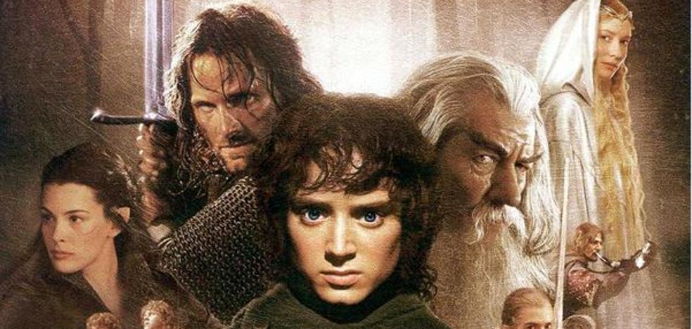 Amazon y Warner adaptarán 'El señor de los anillos' a la pequeña pantalla