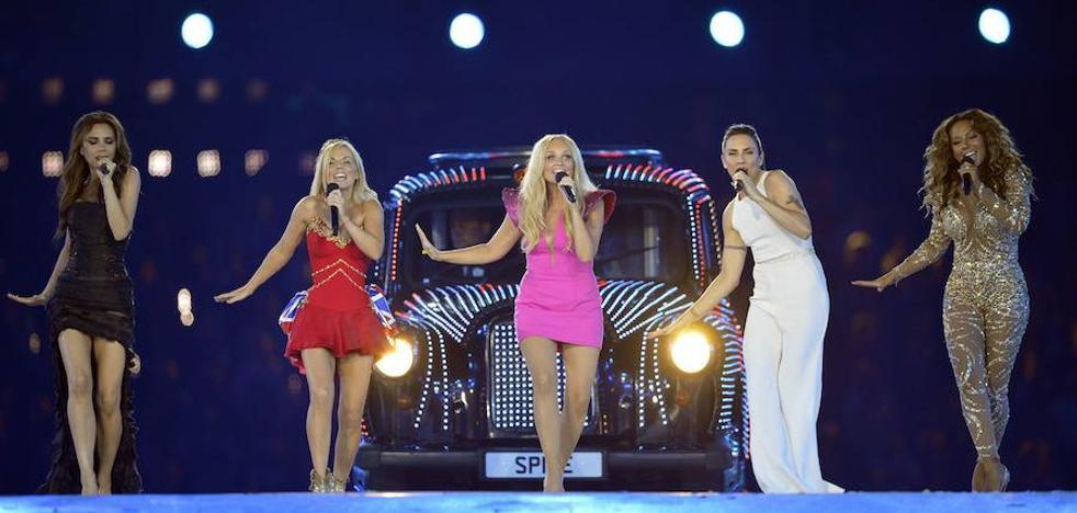 Las Spice Girls vuelven con un recopilatorio y un programa de televisión