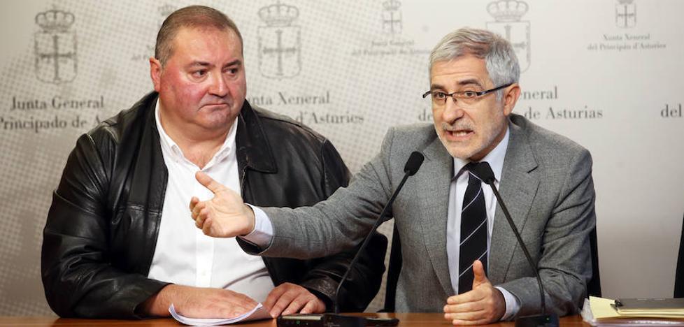 IU recoge «el guante del diálogo» de Fernández, pero «con desconfianza»