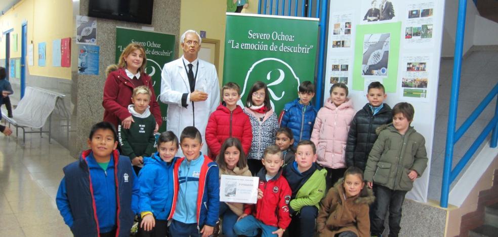 Los estudiantes de Valdés se inician en la ciencia