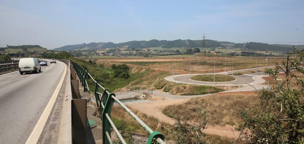 Un grupo empresarial asturiano, pendiente de la retasación de las parcelas de la ZALIA