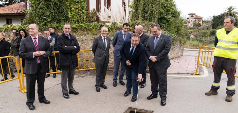 El gas natural llega a Colunga con la previsión de extenderse a más concejos
